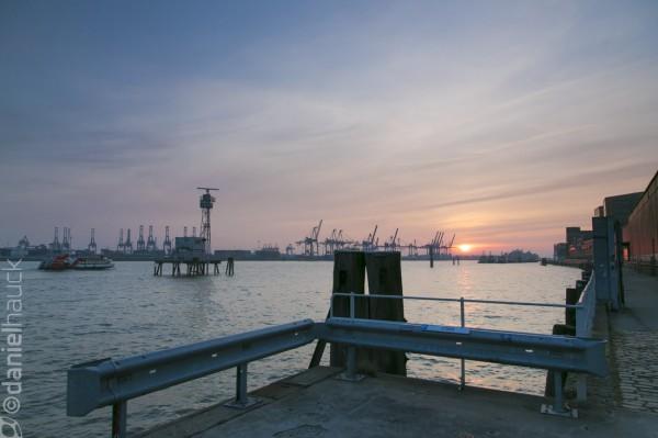 Timelapse Fischereihafen